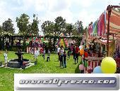 Miniferias infantiles en Puebla para fiestas