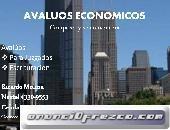 Especialistas en Avalúos Comerciales