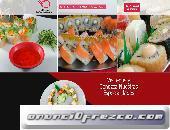 #GroshiExpress Sushi Restaurant & Rolls To Go en Queretaro