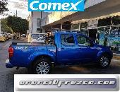 Nissan Frontier Doble Cabina mod 2014