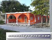 rento casa en puerto de Chelem
