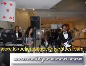 EXELENTE GRUPO VERSATIL *LOS PELIGROSOS DE TONY BATACA*