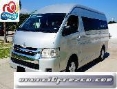Adquiere Toyota Hiace L4 2.7L 15 pas 2013