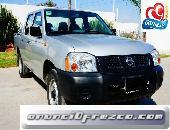 Nissan Doble Cabina NP300 TM5 Pick Up Año 2013