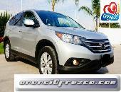 Impecable Honda CR-V EX Aut 2013