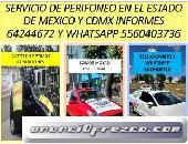 PERIFONEO EN EL ESTADO DE MÉXICO