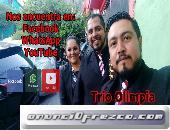 contratar trios Benito Juarez CDMX