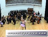 Orquesta sinfonica cocniertos de gala