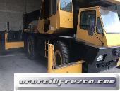 grua hidráulica PH S20 omega cap.20 tons Tipo all terrain (venta o renta) un titulo para tu anuncio.
