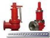 ]Valvulas de seguridad, Valvulas industriales de seguridad, valvulas industriales.