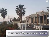 Renta hermosa casa móvil Amueblada en Km 34.5 Rosarito a sólo $1,200 dlls.