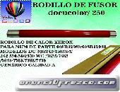 RODILLO DE CALOR XEROX DOCUCOLOR 250/240,