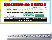 REPRESENTANTE DE VENTAS en CENTROS COMERCIALES 18 Mil mensual****
