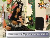 Show hawaiano para ambientar fiestas, eventos, cumpleaños, reuniones, cenas