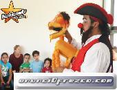 Shows para fiestas infantiles: Cuentacuentos, Malabares