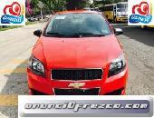 Gamesa Vende CHEVROLET AVEO LTZ 2014
