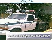 VENDO FORD-350 GRUA, AÑO 97 EN BUEN ESTADO,PRECIO A TRATAR