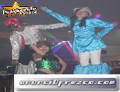 Zanqueros show y batucada brasileña para animar tu evento
