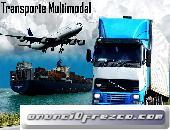 trasporte multimodal para tus importaciones