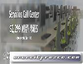 Servicios call center