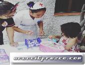 Fiesta Unicornio Spa Tlalpan