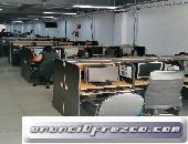 Estaciones operativas en renta para Call Center 5