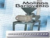 Molinos pulverizadores, micronizadores
