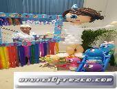 Fiesta Spa, Payasitos y Animadoras.