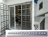 Regio Protectores Inst. en Fracc. puerta y diseño