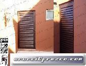 Regio Protectores - Instal en Fracc.Puerta estilo Louver IVCDLXXXV