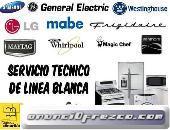 Reparacion,Instalacion de Lavadoras,Secadoras,Refrigeradores