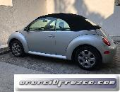 Vendo BEETLE CONVERTIBLE 2005 75,000 A TRATAR