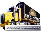 Transporte de carga pesada y consolidados, aduana.