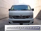 ADO MEXICO VENDE  TOYOTA HIACE PANEL