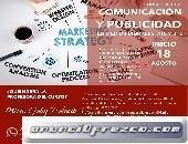 CURSO-TALLER DE COMUNICACIÓN Y PUBLICIDAD