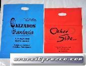 Bolsas degradables bolsas con publicidad