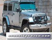 jeep grangler año 2013