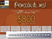 SERVICIO DE OFICINAS VIRTUALES A TAN SOLO $800