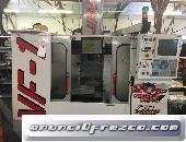 Centro de Maquinado Haas VF-1 Año 1998 Serie 14543