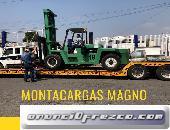 MONTACARGAS MAGNO