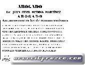 ABOGADO Juan Fidel Medina