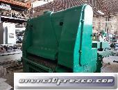Calibradora Lijadora 132 cm 2 Grupos Bogesunds Maskiner 2