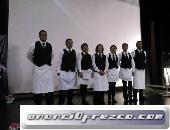 Servicio de Meseros y Renta De Cristaleria Cesar