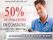 ANDROSMEDIC 505 DE DESCUENTO EN CONSULTAS