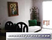 Habitaciones amuebladas con baño propio y servicios