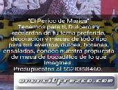 """CONOCE A """"EL PERICO DE MARICA"""""""