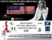 LOTES DE ROPA AMERICANA