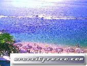 Acapulco Sobre Playa Albercas y Vista Panorámica Bonito Departamento