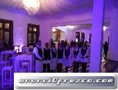Servicio de Meseros y Renta De Cristaleria Cesar 2