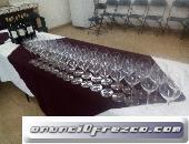 Servicio de Meseros y Renta De Cristaleria Cesar 5